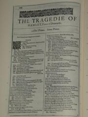 Hamlet - Wiliam Shakespeare