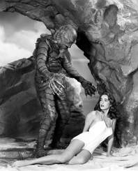 The Monster from the Black Lagoon