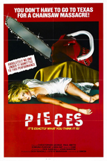 Pieces - Poster