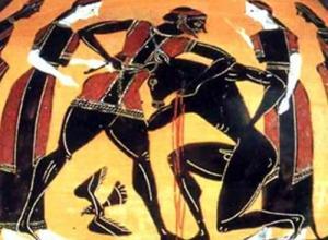 Tesueus & Minotaurus